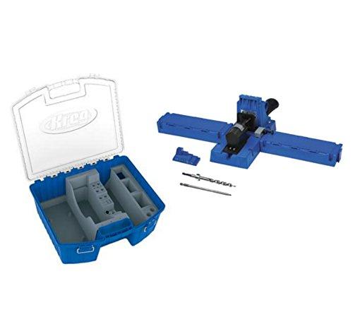 K5 Pocket-Hole Jig with Kreg organizer system
