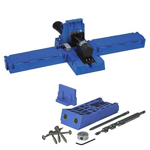Kreg K5 Pocket-Hole Jig with Kreg Tool Company KJHD Jig HD