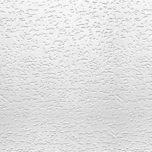 USG INTERIORS 4240 Tivoli Textured Ceiling Tiles12x12 Inch Qty 32
