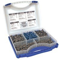 Kreg Tool SK03 Pocket Hole Screw Kit 675 Pieces