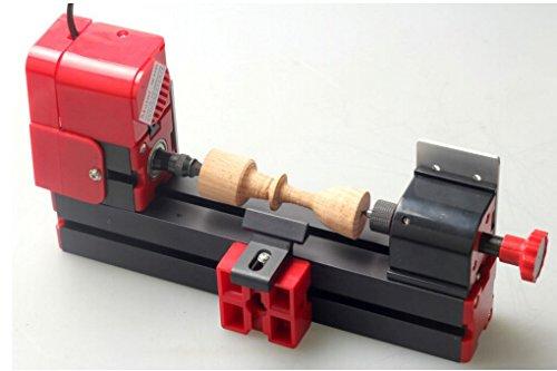 Update Mini Wood-turning Lathe Machine Wood Engraving Machine 20000rmin