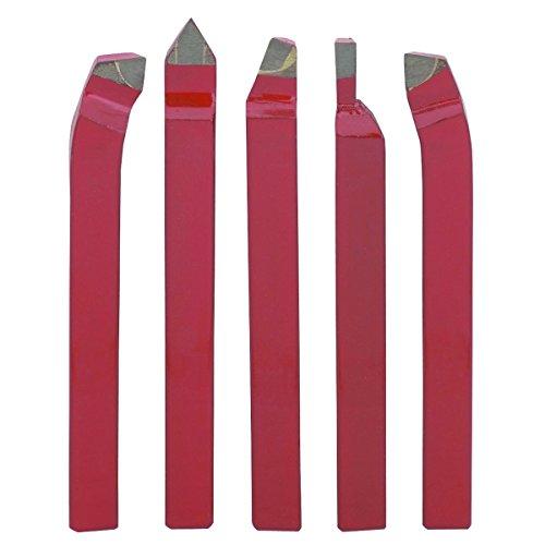 Wood Lathe Tool Set 5 Pc 90 Day Warranty 90 Day Warranty
