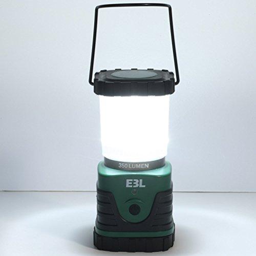 E3L 350 Lumens Ultra Bright LED Lantern Portable LED Camping Lantern Flashlights