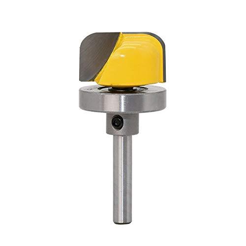 8MM Shank Bowl Tray Router Bit Wood Milling Cutter Woodworking Cutter Rodalind