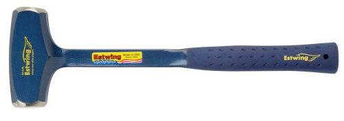 Marshalltown B34LBL by Estwing Nylon-Vinyl Grip Drilling Mash Hammer with 16-inch Handle 4-pound