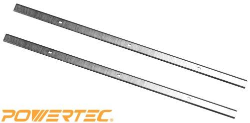 POWERTEC 128020 HSS Planer Blades for Delta 13 Planer 22-580