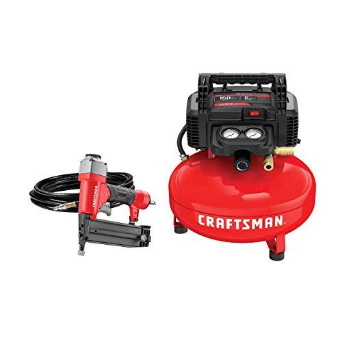 CRAFTSMAN Air Compressor Combo Kit 1 Tool CMEC1KIT18 Renewed