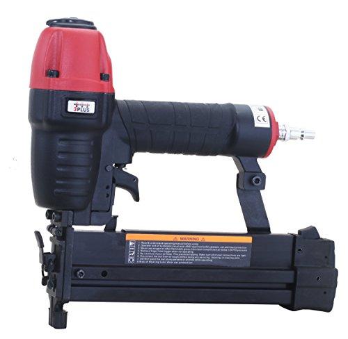 3 PLUS HF509040SP 18 Gauge 2 Brad Nailer and Stapler 2 in 1