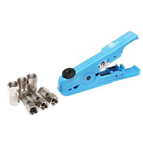 Eclipse Tools 902-361 CATV F DIY Tool Bundle