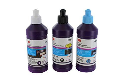 3M Perfect-It 8oz Buffing Polishing Compound 36058 06093 06097