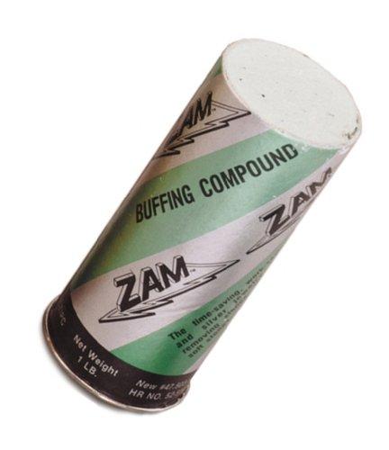 Polishing Compound Zam Crocus 1 Lb Tube Ps 348