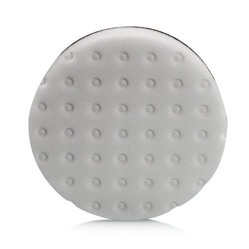 Chemical Guys BUFLC_104_6 Lake Country Light-Medium Polishing Pad White 65 Inch