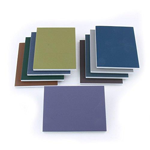 Legacy Super Fine Mesh Sanding  Polishing Pads 9 pieces 3 x 4