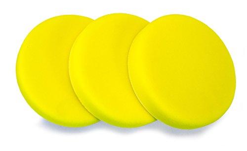 WEN 6018-053-3 6 Hook and Loop Foam Polishing Pads 3 Pack