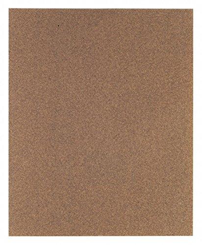 Fine Aluminum Oxide Sanding Sheet P100 Grit 11 L X 9 W Backing Weight  C 100 PK - 1 Each