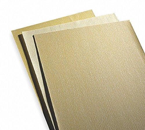 Norton Medium Aluminum Oxide Sanding Sheet P100 Grit 11 L X 9 W Backing Weight  B 100 PK - pkg of 100