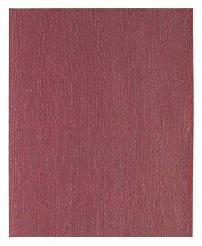 Very Fine Aluminum Oxide Sanding Sheet P240 Grit 11 L X 9 W Backing Weight  B 100 PK - 1 Each