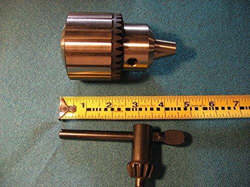 NEW 34  DRILL CHUCK UPGRADE REPLACES DELTA 58 DRILL PRESS CHUCK 1312022