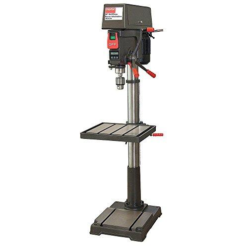 Dayton Floor Drill Press 20 in 15 HP 120240