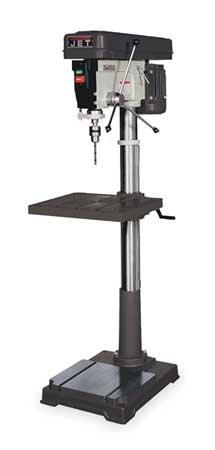 Floor Drill Press 20 In 1 HP 120 V