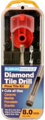 Plasplugs Pdftk516 516 Tile Floor Drill Tile Tools