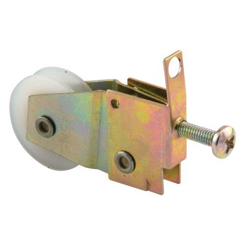 Slide-Co 113780 Screen Door Roller 1-Inch Nylon Ball BearingPack of 2