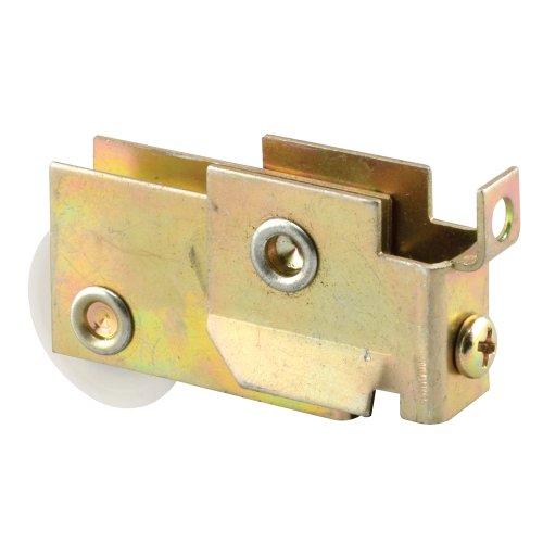 Slide-Co 161932 Mirror Door Roller Assembly 1-14-Inch Nylon Ball Bearing