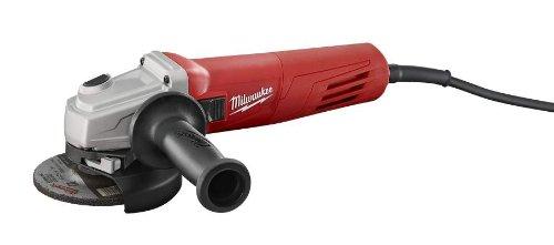 Milwaukee 6146-33 4-12-Inch Small Angle Grinder Slide Lock-On