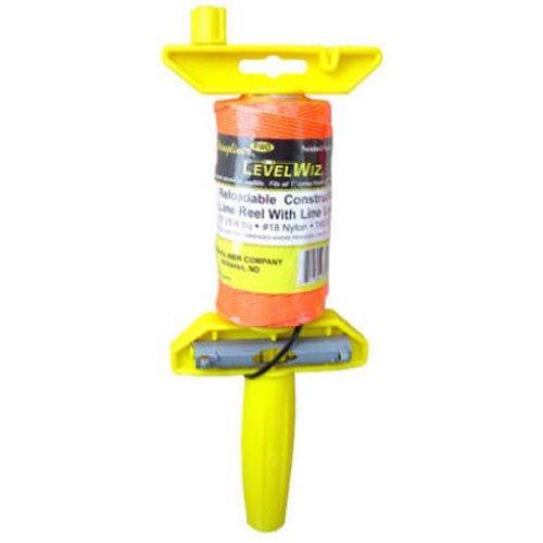 Stringliner 24106 Orange Twist Line Pro Level Wiz Line Reel
