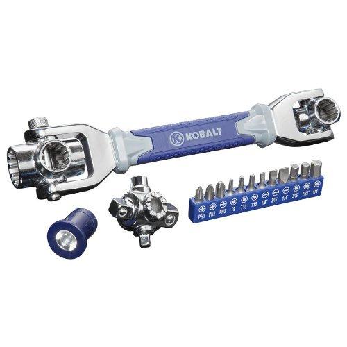 Kobalt Multi-Drive Wrench Model 105129