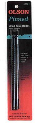 Olson Saw FR42901 Pin End Hobby Scroll Saw Blade