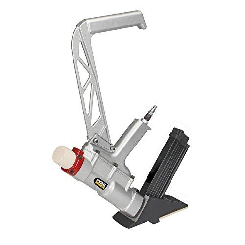 Central Pneumatic 61689 2-in-1 Flooring NailerStapler