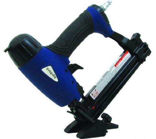BYNFORD 18 GA Hardwood Flooring Stapler Nailer WCONVERSION KIT to Normal Stapler Uses standard narrow crown staples such as Senco