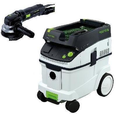 P36570789 Festool RAS 1154 E Rotary Sander CT 36 E Dust Extractor