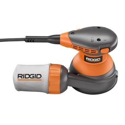 Ridgid R2601 5-Inch Random Orbit Sander by Ridgid