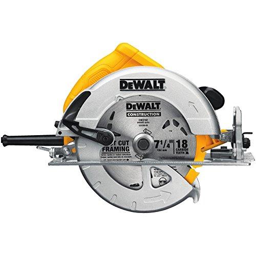 DEWALT DWE575 7-14-Inch Lightweight Circular Saw