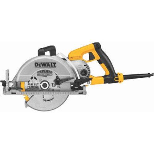DEWALT DWS535 7 14-Inch Worm Drive Circular Saw