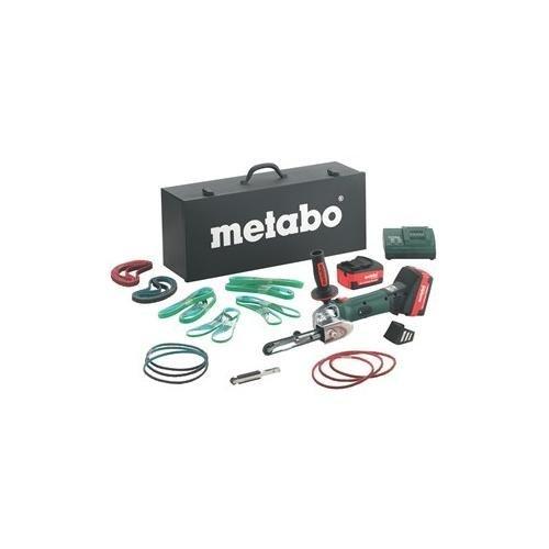 Metabo BF18LTX90 18V Cordless Band File Belt Sander Set by Metabo