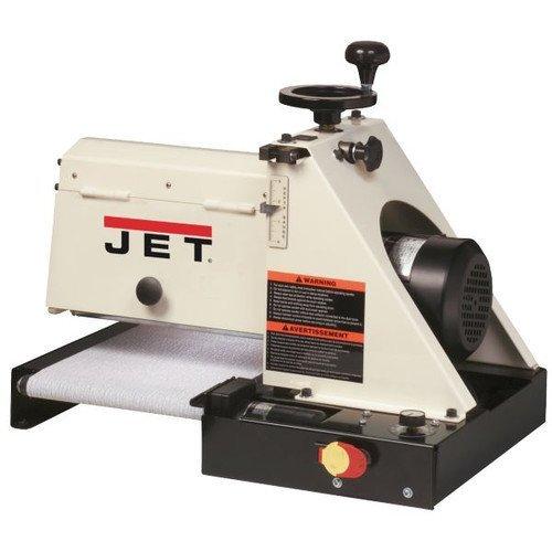 JET 628900 Mini 10-Inch 1-Horsepower Benchtop Drum Sander 115-Volt 1-Phase