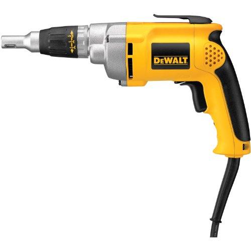 DEWALT DW276 65-Amp Variable-Speed Reversing Drywall Screwdriver