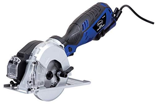 Eastwood Mini Metal Circular Saw With Metal-Cutting Saw Blade Rebar Conduit Sheet Metal Tubing Plate
