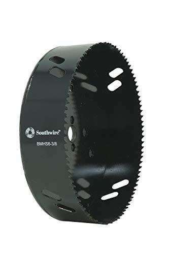 Southwire HOLE SAW BI-METAL 6-38DIA BMHS6-38