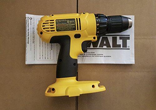 Dewalt DC759 18-Volt 12-Inch Cordless DrillDriver Bare tool