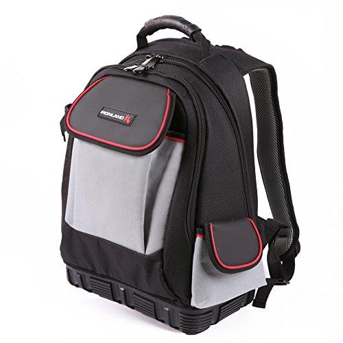IRONLAND Tool Backpack Bag  57-Pockets