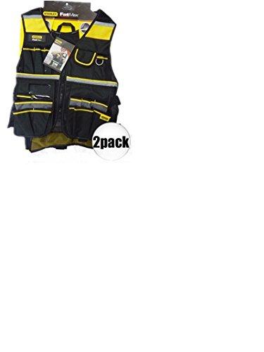Stanley Fmst530201 2 Pk Fatmax Tool Vest