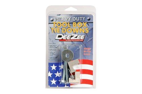 Dee Zee DZ97904 Tool Box Tie Downs