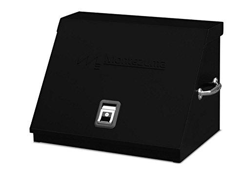 Montezuma SE250B Portable Toolbox 26 x 17 Black
