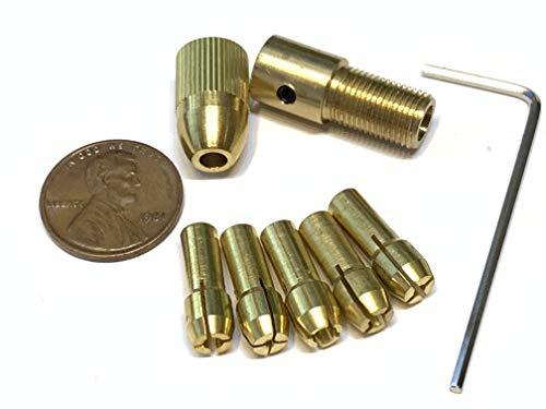 Drill Press Chuck Motor 05-3mm Small Electric Drill Bit Collet A25