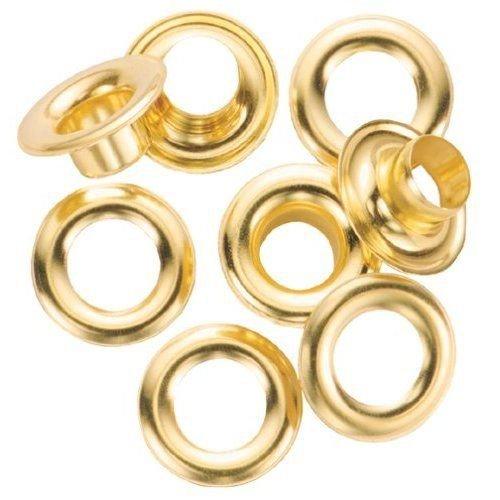 General Tools 1261-0 24 Pack 14 Brass Grommet Refills