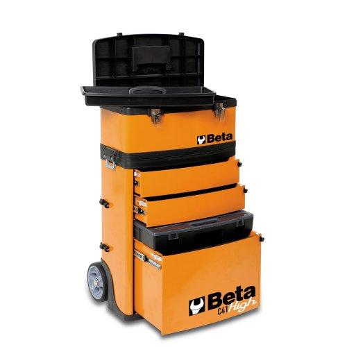 Beta C41H Two Module Tool Trolley